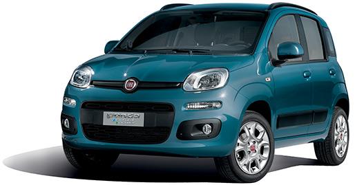 Fiat Panda Lounge Diesel MTJ