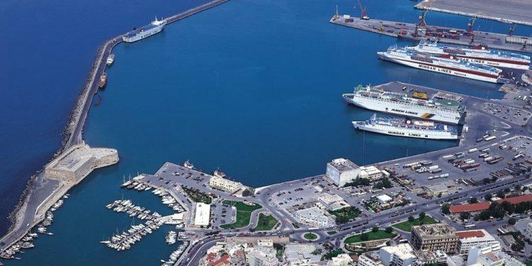 iraklio limani