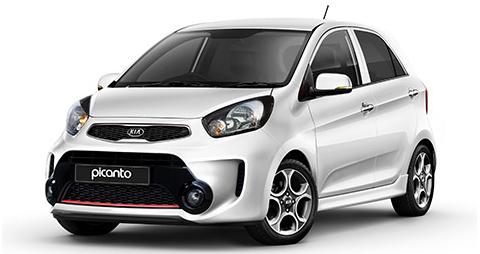 Kia Picanto Auto (ή παρόμοιο)