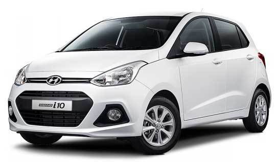 Hyundai I10 Auto (ή παρόμοιο)