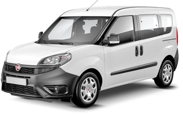 Fiat Doblo (7 seats) (ή παρόμοιο)